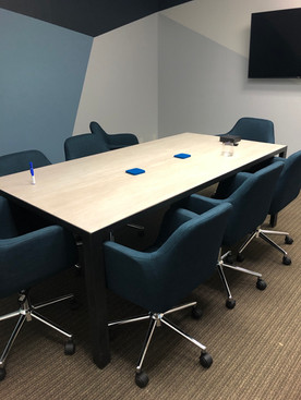 Custom Meeting Table