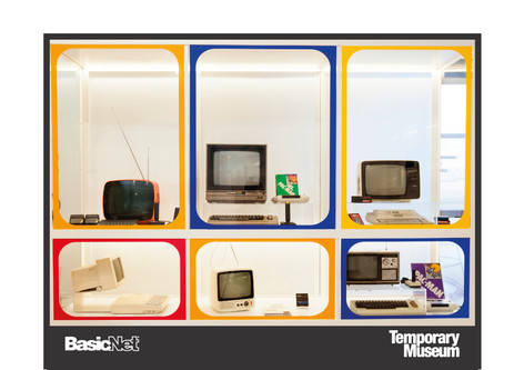 Temporary Museum by BasicNet