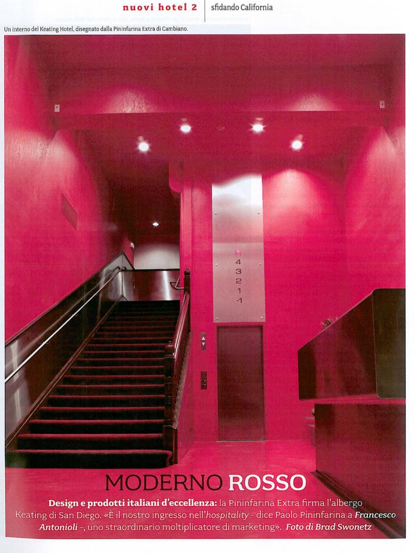 Book: Nuovi Hotel 2_Sfilando California