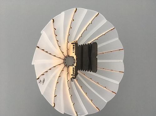 ParaChirp Smartphone Acoustic Mirror Self Assembly Kit
