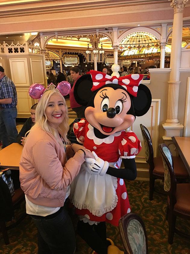 My 30th Birthday in Disneyland