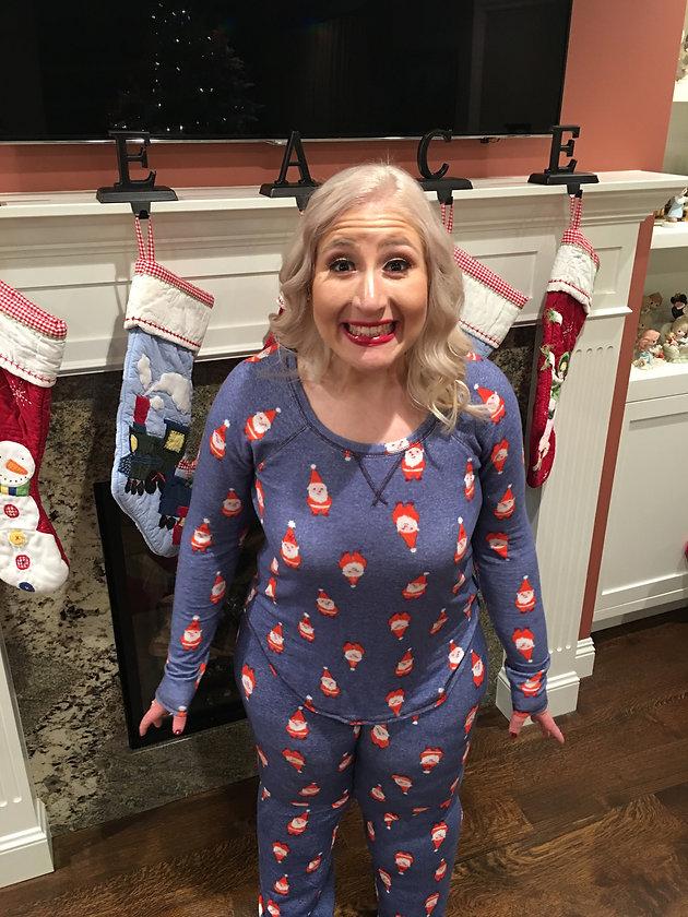 My Favorite Holiday Pajamas 2017