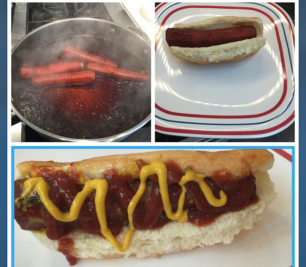 "Carrot ""Hot Dogs"" Recipe"