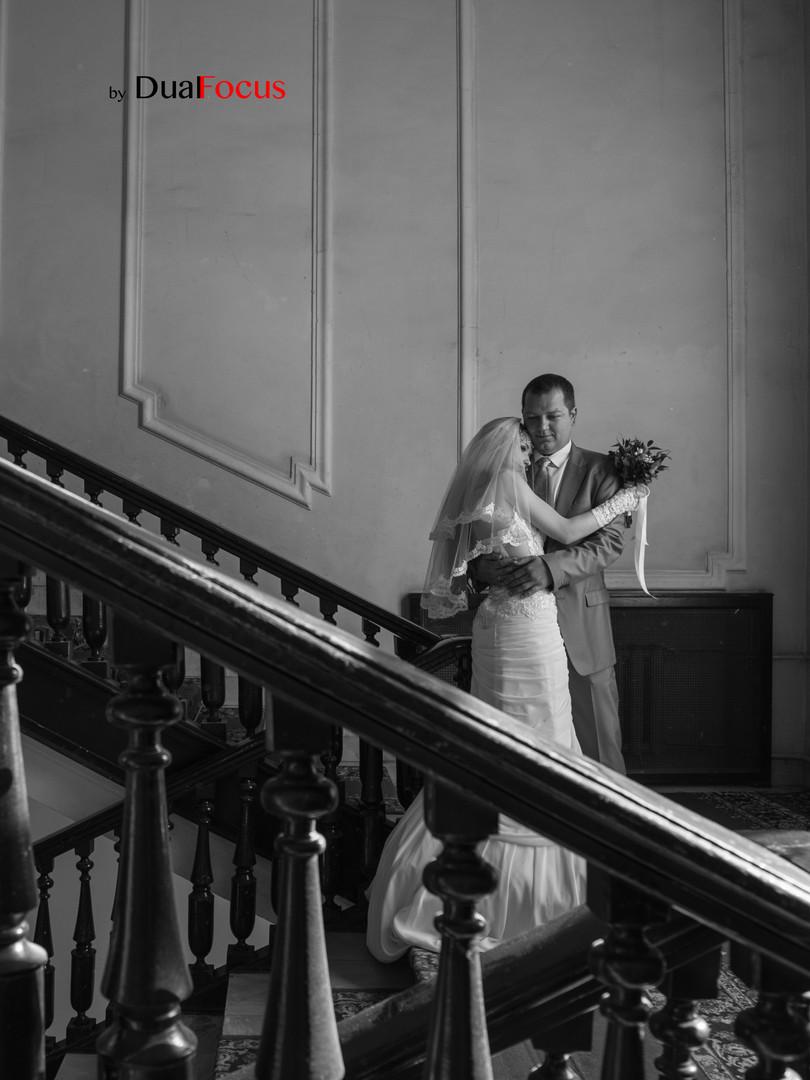 ЧБ свадьба