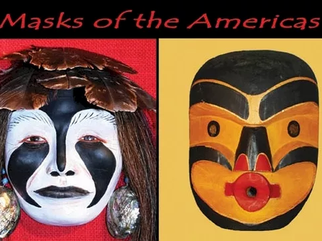 Masks of the Americas - 2007