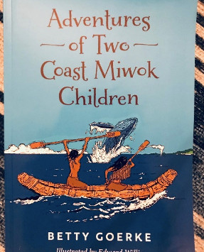 New Book on Coast Miwok life for Young Readers!