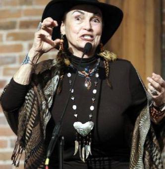 Alicia M. Retes Brings a Miwok Story to Auburn