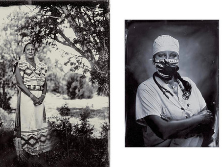 Five Diné Women Physicians Fight the Covid-19 Pandemic