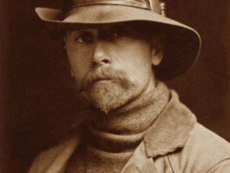 A Vanishing Race: Edward Curtis