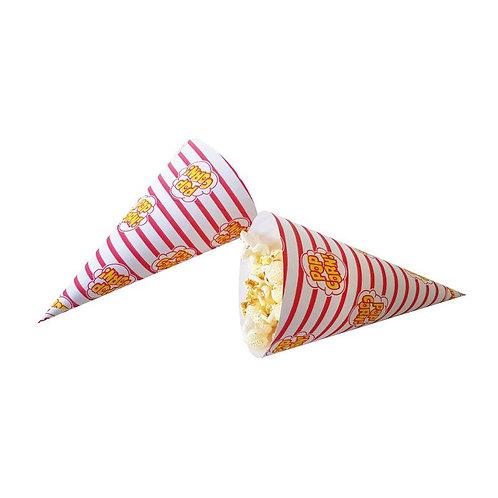 Popcorn Spitzbecher 50 Stück