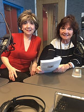 Karen and Joey at WCNY,2019.jpg