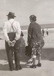 Grandma Grandpa Buono, Newport beach, 19