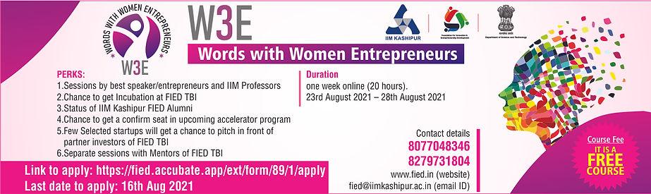 Women Entrepreneurs (W3E) BANNER_1349x400 pixel.jpg