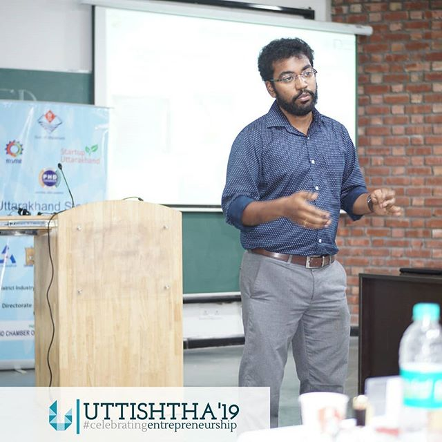 Uttistha19 day2 is on! Startup bootcamp