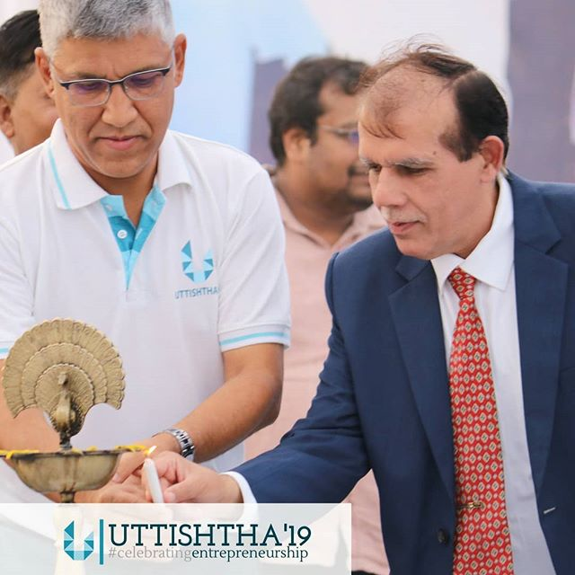 The summit of Uttishtha'19, the annual e