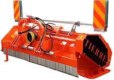 Leona Scontornata | Stalk Mulcher | Stalk Chopper | Stalk Shredders | Tierre Group Srl | Italy