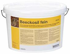 Peinture minérale Beeckosil fin