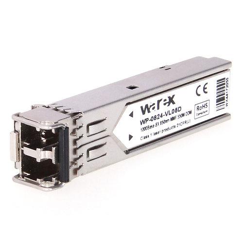 1000BASE-SX MM 850nm SFP Transceiver 550m DDM