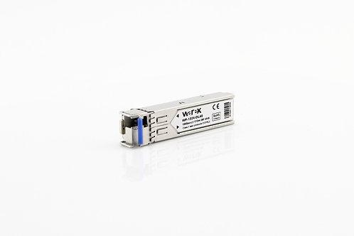 1000BASE-LH 1310nm DFB SFP Transceiver 40KM DDM