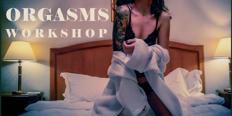 OMG Orgasms Workshop - The Art of Self Pleasure