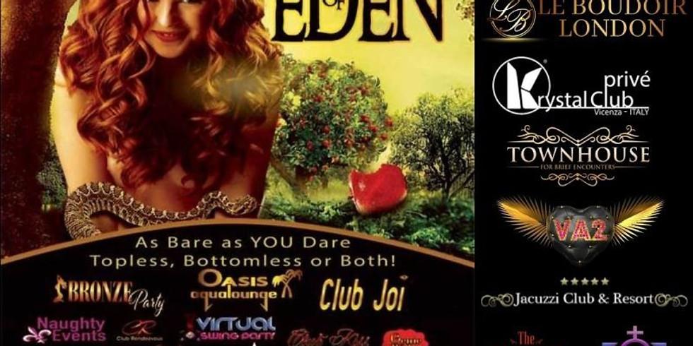 Garden of Eden Virtual Swinging Party