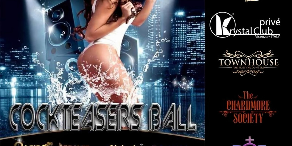 Teasers Ball e-clubbing VirtualSwingin Party