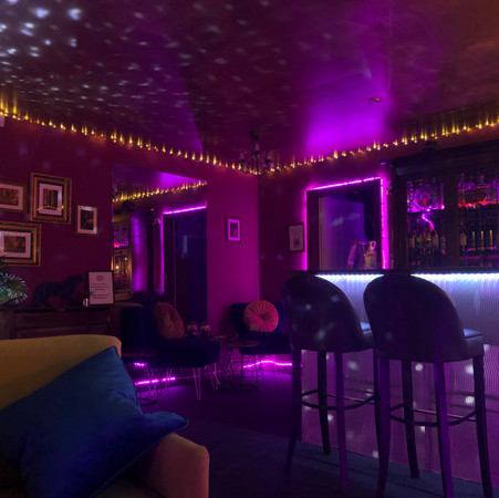 Private mambers bar