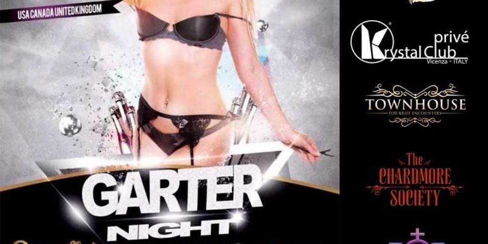 Garter Night VirtualSwingin Party