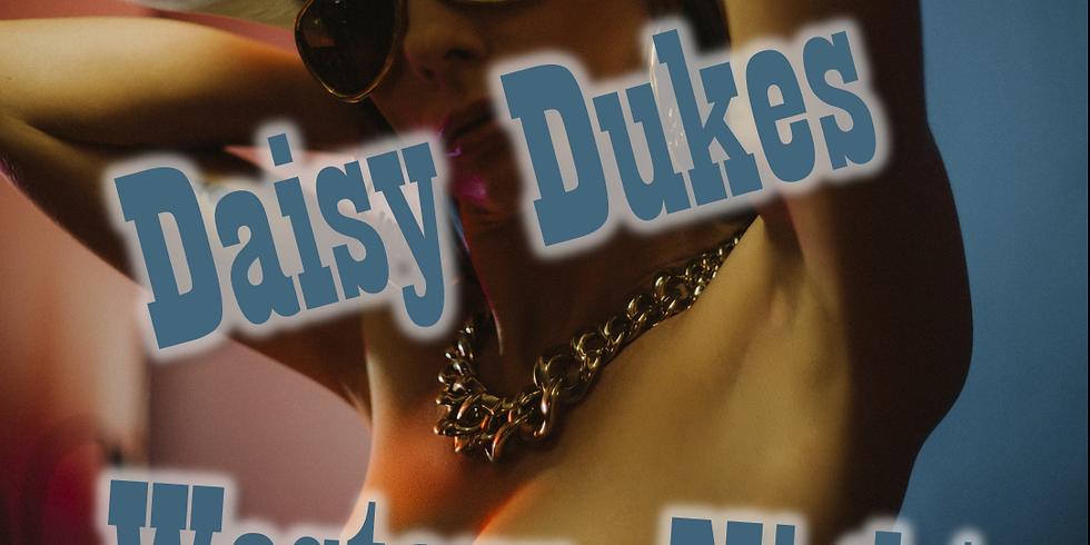 Daisy Dukes Western Party
