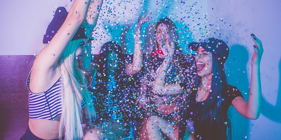 Silks & Sins Party