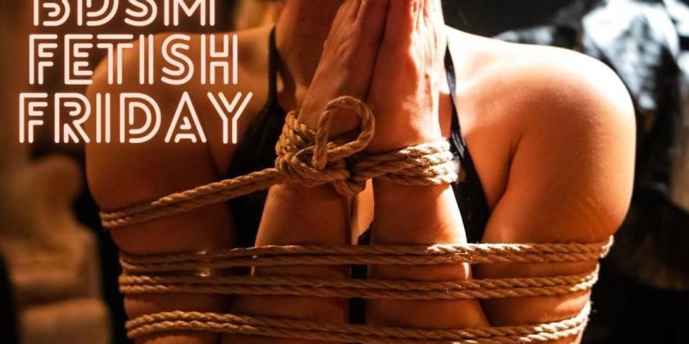 BDSM Fetish Friday - Virtual Swingin Kink