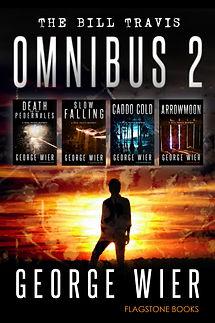 The Bill Travis Omnibus 2 by George Wier