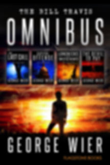 The Bill Travis Omnibus by George Wier