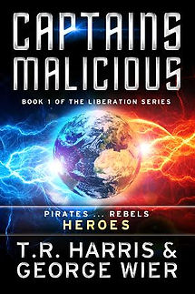 Captains Malicious by George Wier