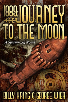1889: Journey To The Moon by George Wier