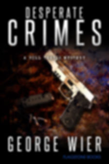 Desperate Crimes by George Wier