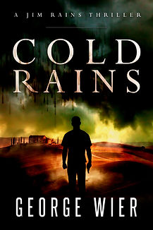 Cold Rains: A Jim Rains Thriller by George Wier