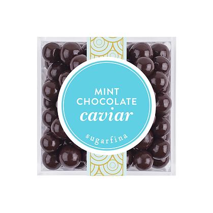MINT CHOCOLATE CAVIAR SMALL CUBE