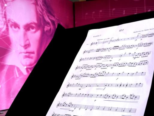 Décima sinfonía de Beethoven, es concluida por ¡Inteligencia Artificial!