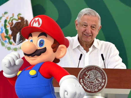 Nuevo Enemigo de AMLO: Nintendo