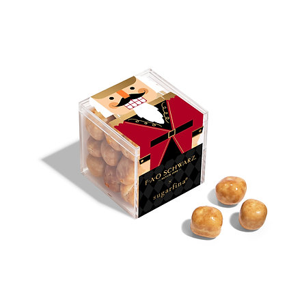 Gingerbread Cookie Bites Small Cube | FAO Schwarz edition