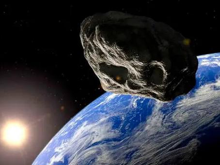 Pasa rosando la tierra Asteroide gigante
