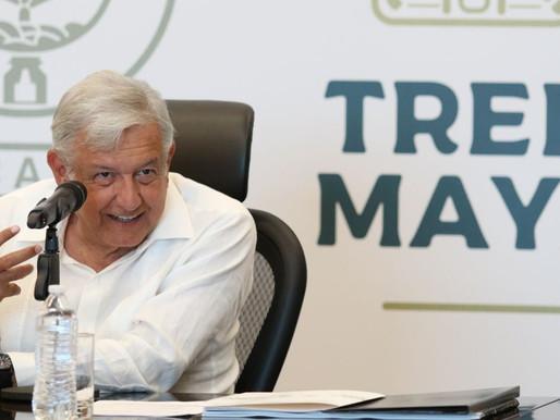 López Obrador compra en 36 mil millones vagones para Tren Maya