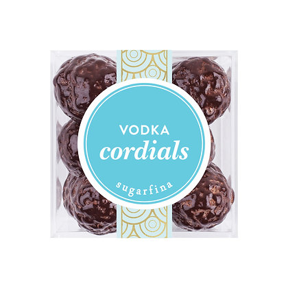 VODKA CORDIALS SMALL CUBE