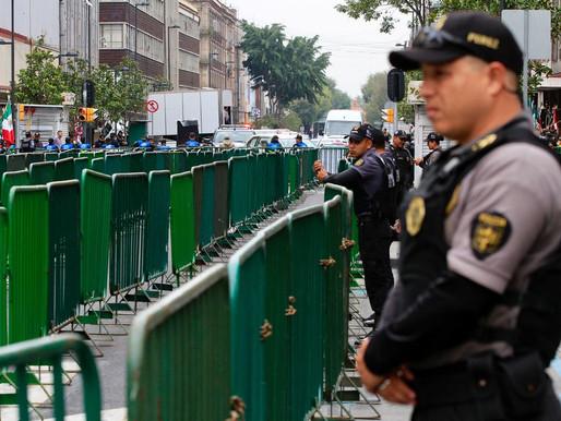 Cerrarán calles por ceremonia del Grito y el desfile, toma nota