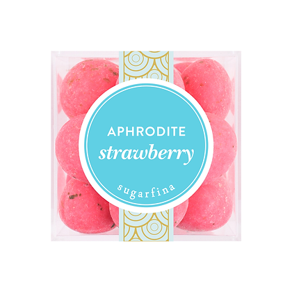 APHRODITE STRAWBERRY SMALL CUBE