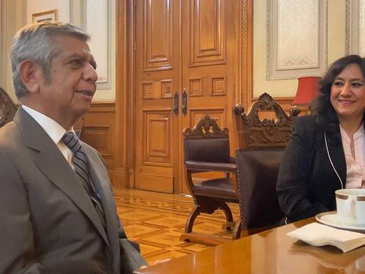 López Obrador sustituye a Irma Eréndira Sandoval por Roberto Salcedo Aquino en la SFP