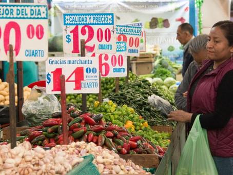 Crece Inflación en septiembre, llega  a 6%