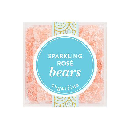 SPARKLING ROSÉ BEARS SMALL CUBE