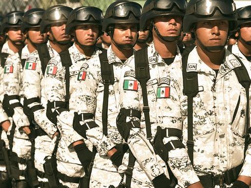 Guardia Nacional debe pasar a SEDENA: AMLO